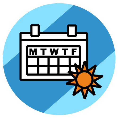 Day Program icon